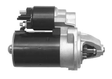 Anlasser Iskra Letrika IS1107 BUKH, 1.2kW 12V
