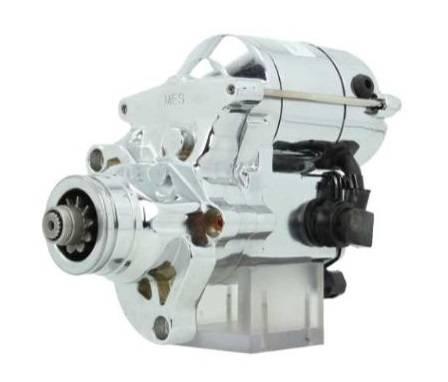Anlasser für HARLEY DAVIDSON, 1.4kW 12V Chrom