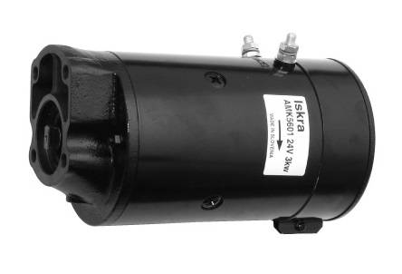 Gleichstrommotor Mahle MM9 IM0334 für FLUITRONICS, 3.0kW 24V