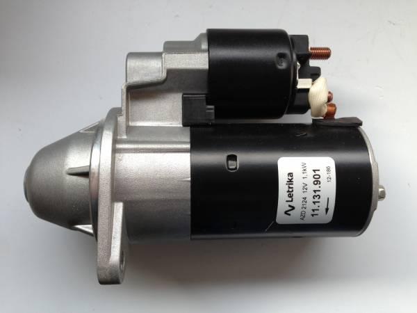Anlasser Iskra Letrika IS1268 LOMBARDINI, 1.1kW 12V