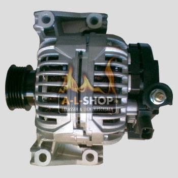 Lichtmaschine OPEL SAAB, 120A 12V