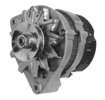 Lichtmaschine Mahle MG511 IA0435 für RUGGERINI , 55A 12V