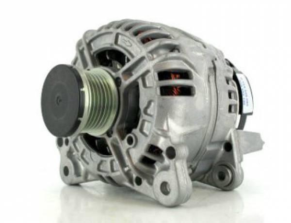 Lichtmaschine Bosch 0124525093 VOLKSWAGEN AUDI SEAT, 140A 12V