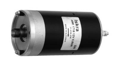 Gleichstrommotor Mahle MM305 IM0196 SPX FLUID POWER, 0.8kW 12V