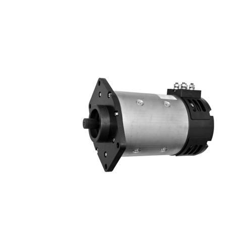 Gleichstrommotor Iskra Letrika TEREX IM0235, 1.0kW, 48V, DC-Moto