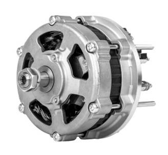 Lichtmaschine Mahle MG614 IA0853 für HATZ CASE, 60A 12V