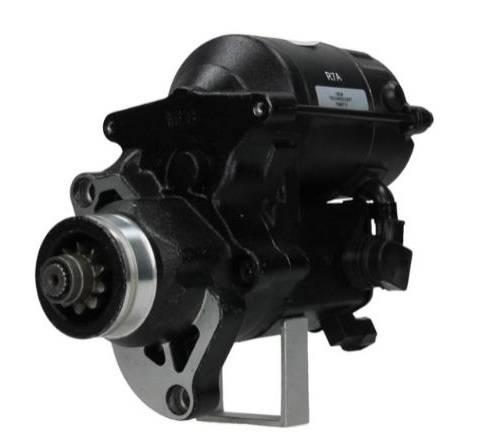 Anlasser für HARLEY DAVIDSON, 1.4kW 12V Schwarz