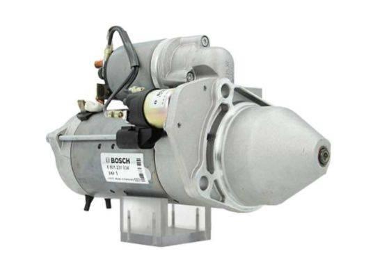 Anlasser Bosch 0001231034 für MAN, 4.0kW 24V