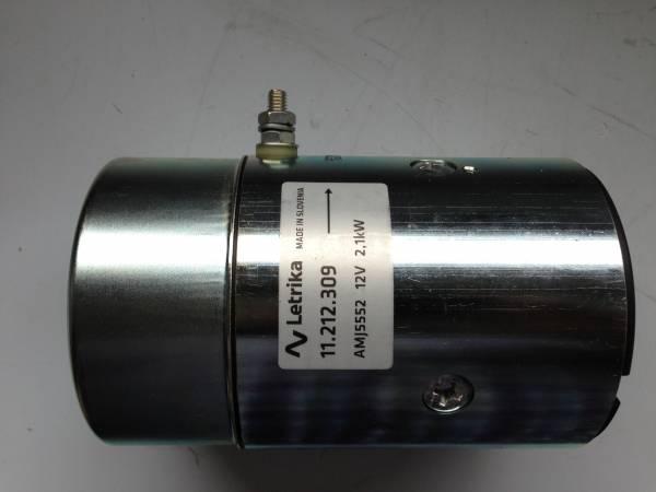 Gleichstrommotor Iskra Letrika IM0012 FLUITRONICS, 2.1kW 12V