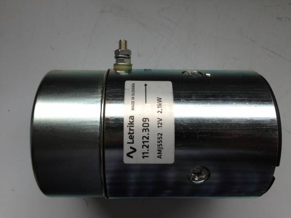 Gleichstrommotor Mahle MM64 IM0012 für FLUITRONICS, 2.1kW 12V