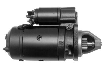 Anlasser Mahle MS347 IS0526 für MF JCB HY-MAC, 2.8kW 12V