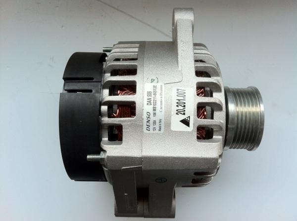 Lichtmaschine Generator 120A Opel Zafira 1.9 CDTI Vectra C Astra H Signum  DENSO