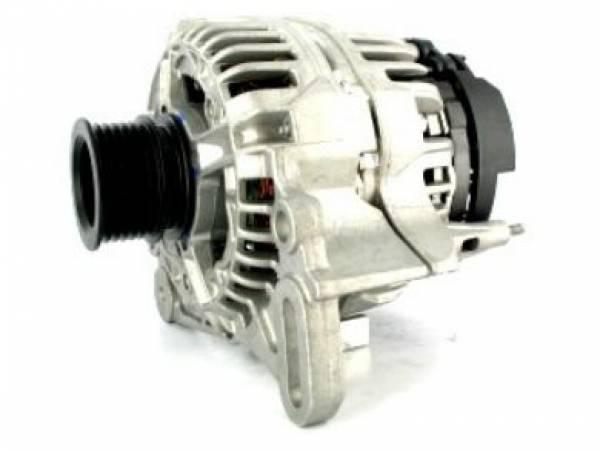 Lichtmaschine Bosch VOLKSWAGEN SKODA 0124325126, 110A 12V