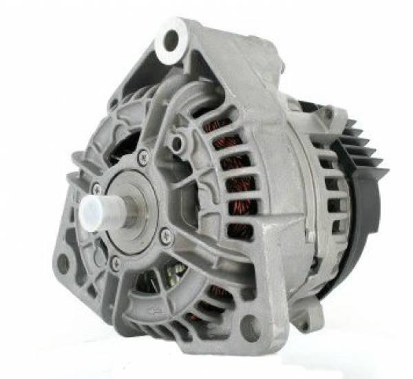 Lichtmaschine Bosch 0124555065 MERCEDES MAN, 80A 24V