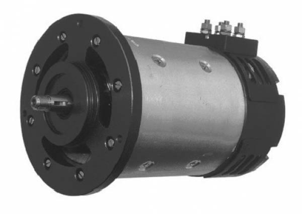 Gleichstrommotor Iskra Letrika IM0090 ZF-GOTHA, 1.5kW 24V