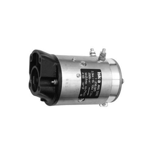 Gleichstrommotor Iskra Letrika BOSCH IM0189, 2.0kW, 48V, DC-Mot