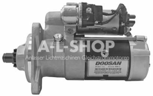 Anlasser DAEWOO DOOSAN, 4.5kW 24V