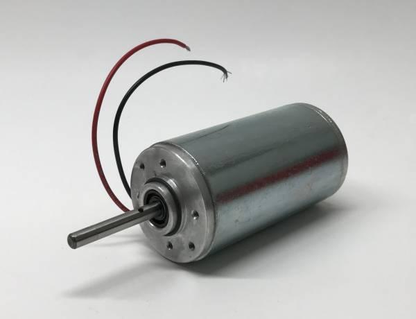 Gleichstrommotor M&G 11041, 0.028kW 24V 3.000U/min