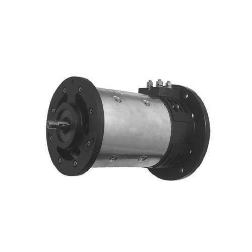 Gleichstrommotor Iskra Letrika STILL SAXBY IM0104, 1.0kW, 24V, D