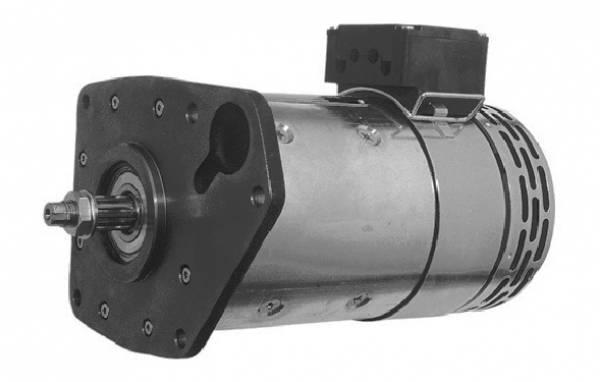 Gleichstrommotor Mahle MM164 IM0085 für FIAT AGRAR, 4.3kW 48V