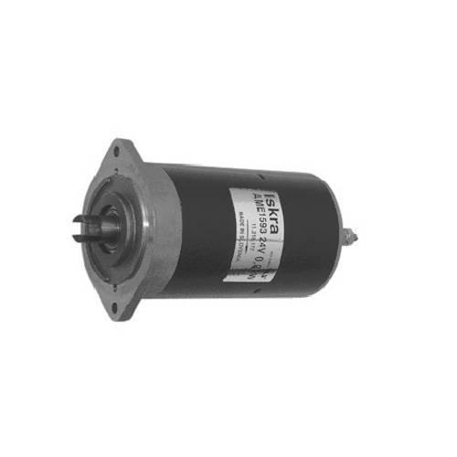 Gleichstrommotor Iskra Letrika OIL SISTEM IM0058, 0.5kW, 12V, DC