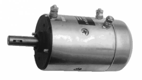 Gleichstrommotor Iskra Letrika IM0043 WINCH IND., 2.0kW 24V