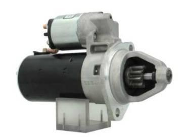 Anlasser für HATZ 1D60 1D80 1D81 1D90, 1.5kW 12V