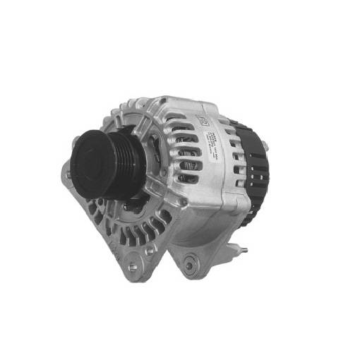 Lichtmaschine Iskra Letrika IA1414 RENAULT NISSAN, 120A 12V