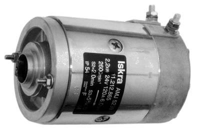 Gleichstrommotor Mahle MM62 IM0029 OIL SISTEM, 2.2 kW 24V