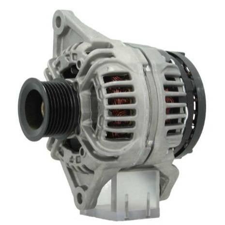 Lichtmaschine Bosch 0124325053 für FIAT IVECO, 110A 12V