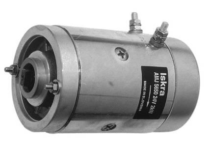 Gleichstrommotor Iskra Letrika IM0004 BUCHER, 2.0 kW 24V