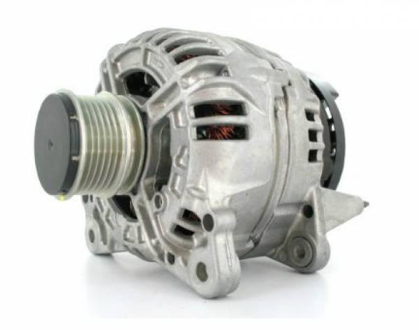 Lichtmaschine Bosch 0124515010 AUDI VOLKSWAGEN, 120A 12V