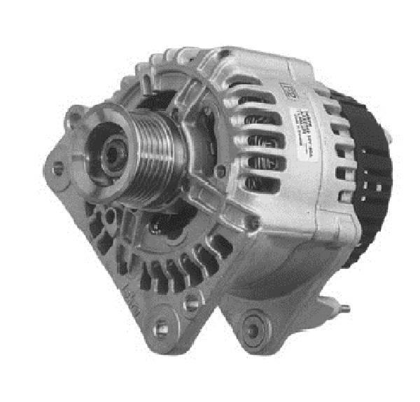 Lichtmaschine Iskra Letrika VOLKSWAGEN SKODA IA1253, 90A 12V
