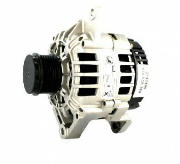 Lichtmaschine Valeo RENAULT VOLVO 2542466, 120A 12V
