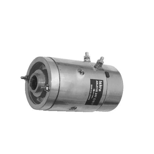 Gleichstrommotor Iskra Letrika ARNE LUNDE IM0162, 2.1kW, 24V, DC