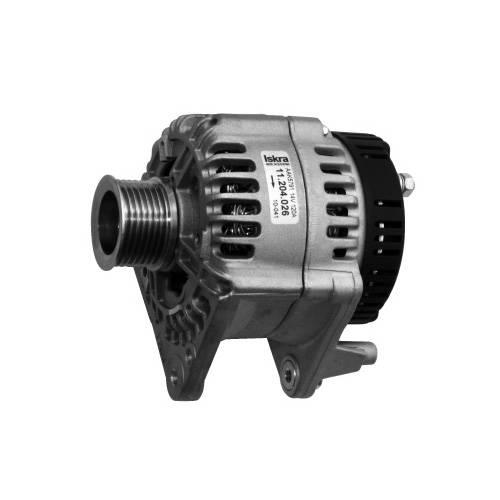 Lichtmaschine Iskra Letrika RENAULT IA1437, 120A, 12V