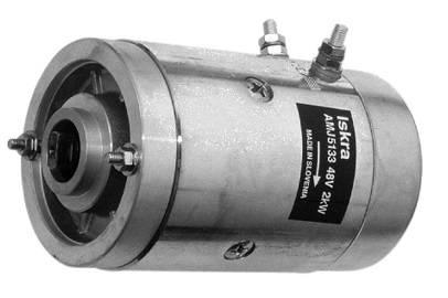 Gleichstrommotor Iskra Letrika IM0022 BROC SAVERY, 2.0kW 48V
