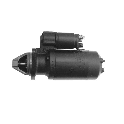 Anlasser Iskra Letrika RENAULT IS0598, 4.0kW, 24V