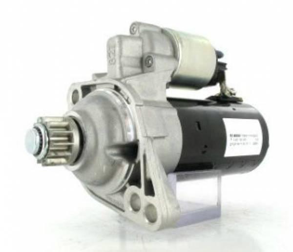 Anlasser Bosch 0001153007 AUDI SEAT VOLKSWAGEN, 1.7kW 12V