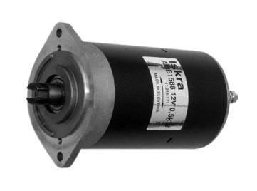 Gleichstrommotor Mahle MM129 IM0121 für BUCHER BROC, 0.5kW 12V