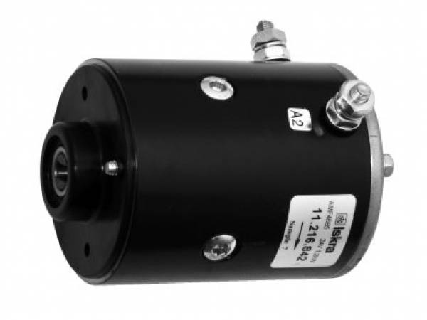 Gleichstrommotor Iskra Letrika IM0025 MTE, 1.2kW 24V