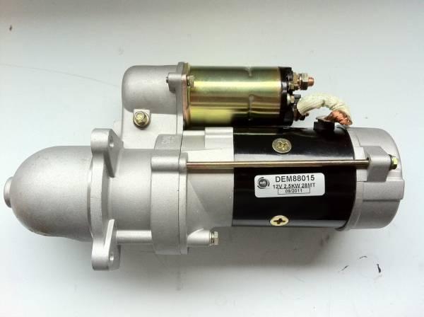 Anlasser Bobcat Perkins, 2.8kW, 12V