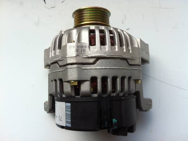 Lichtmaschine Opel, Vauxhall, 70Amp., 12V