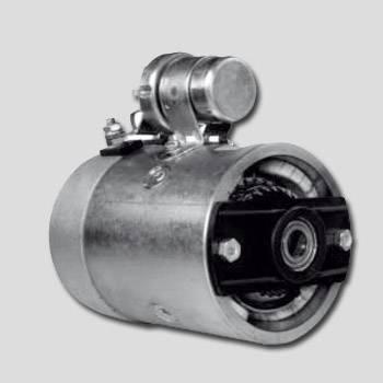 Gleichstrommotor 2.5kW, 24V, DC Motor