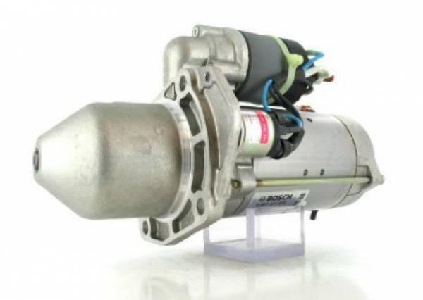 Anlasser Bosch 0001231016 IVECO, 4.0kW 24V