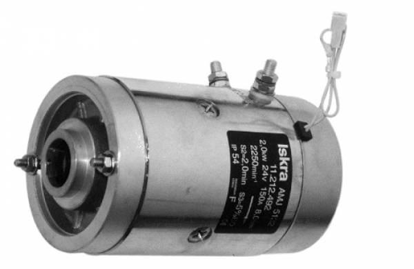 Gleichstrommotor Iskra Letrika IM0019 HIDROIRMA, 2.0kW 24V