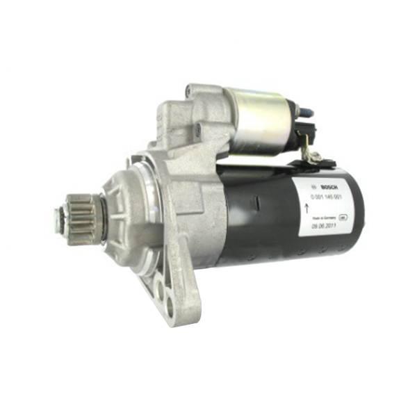 Anlasser Bosch 0001145001 VOLKSWAGEN AUDI, 2.0kW 12V