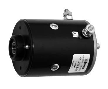 Gleichstrommotor Mahle MM324 IM0327 für ECO SISTEMAS, 1.2kW 24V