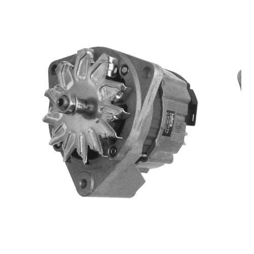 Lichtmaschine Iskra Letrika MERCEDES-BENZ IA0201, 27A, 24V