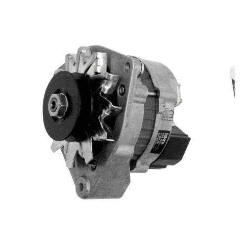 Lichtmaschine Iskra Letrika VOLVO (BM) IA0230, 55A, 12V